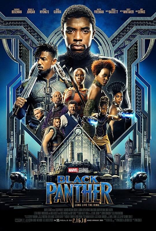 Pantera Negra Latino 1080p MEGA