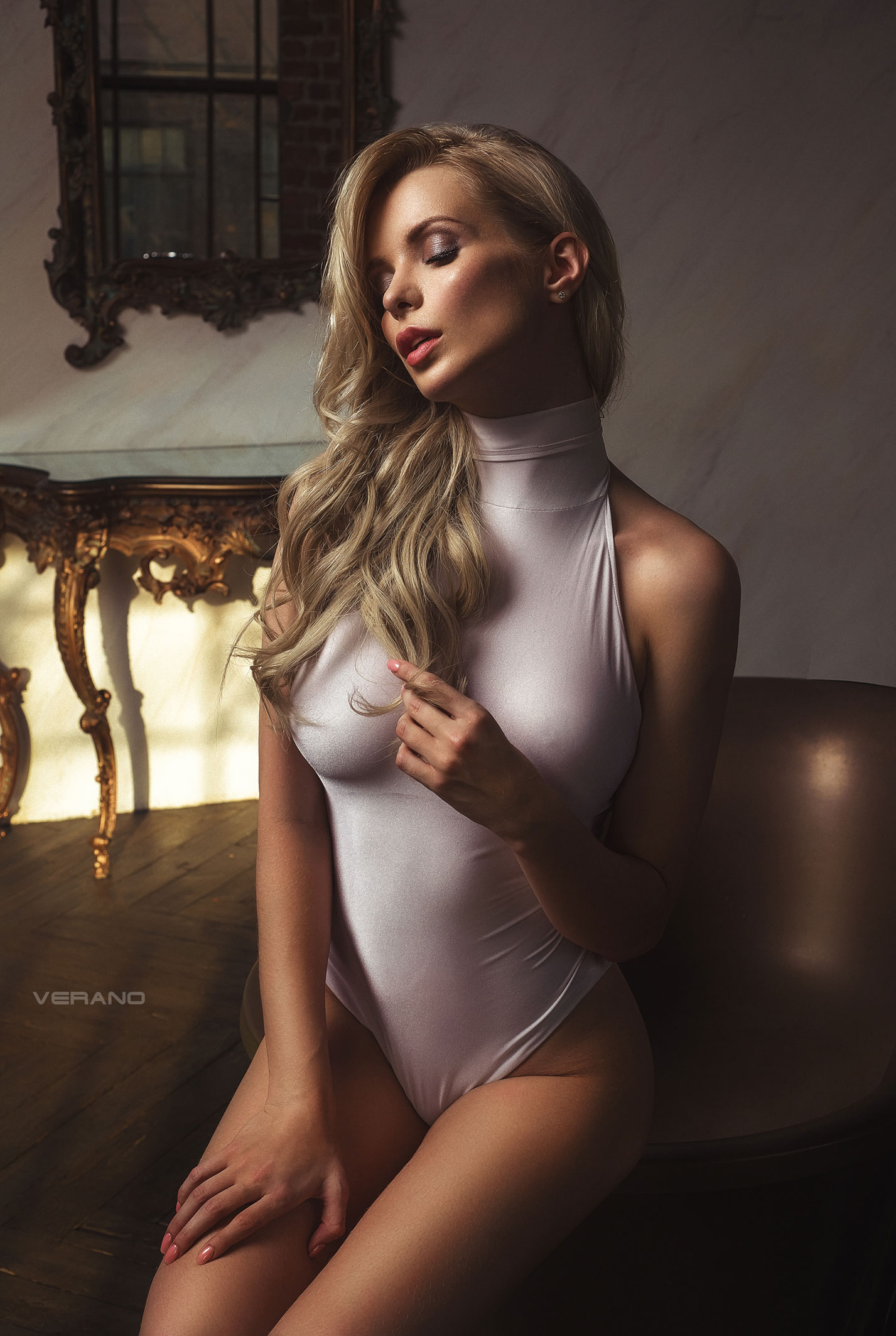 Екатерина Енокаева / Ekaterina Enokaeva by Nikolas Verano