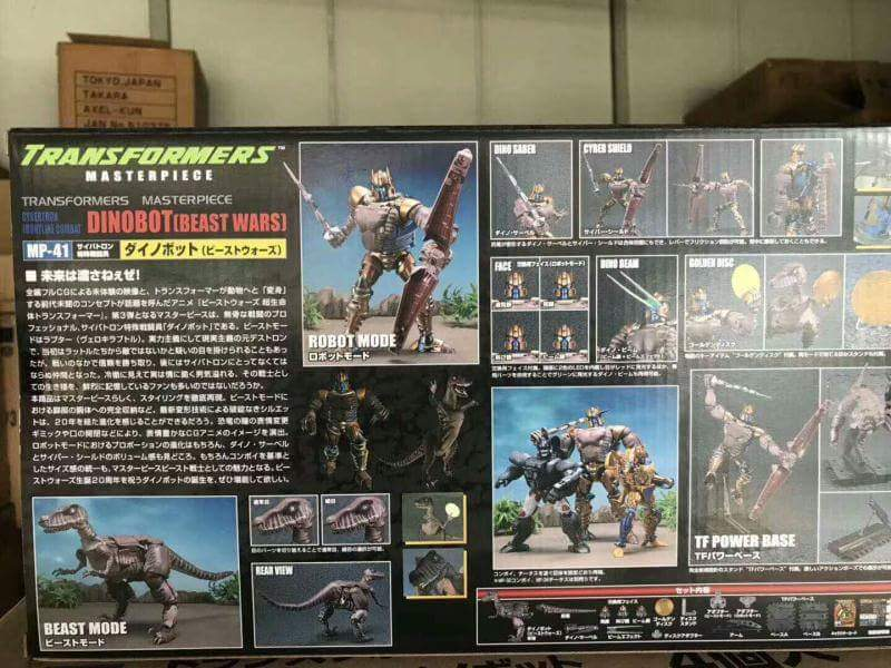 [Masterpiece] MP-41 Dinobot (Beast Wars) - Page 2 2MDKgAz1_o