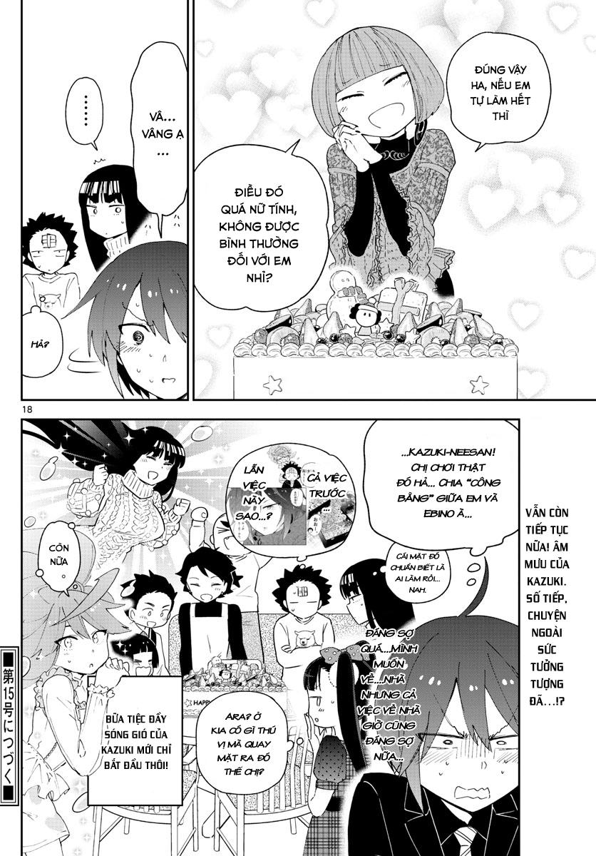 Hatsukoi Zombie Chapter 115 - Trang 20