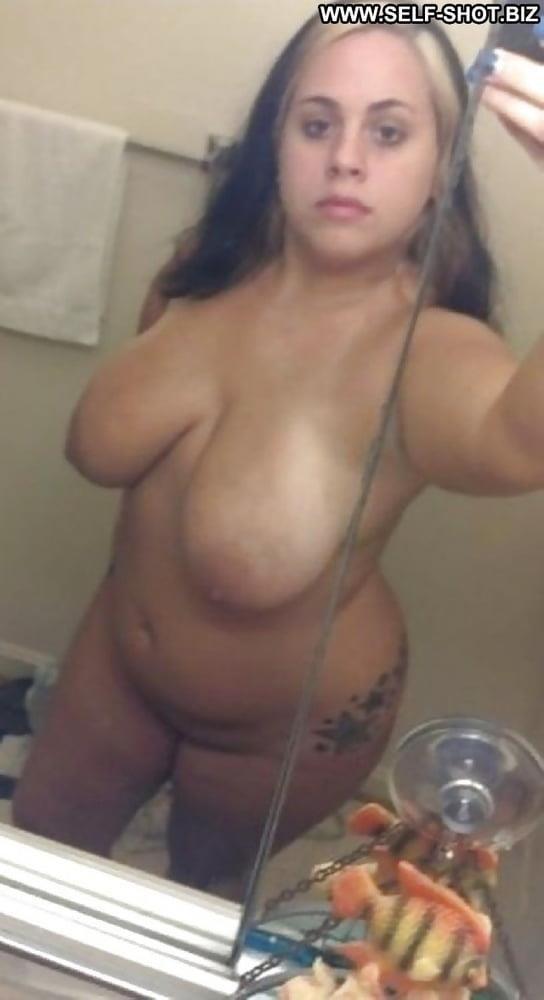 Naked fat girl selfies-2974
