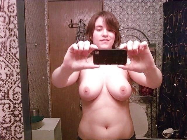 Nude selfies chubby-5413