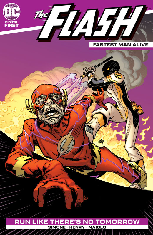 The Flash - Fastest Man Alive #1-9 (2020)