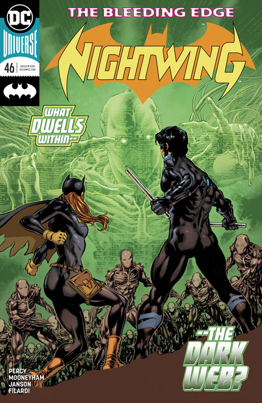 Nightwing #1-51 + Annual (2016-2018)