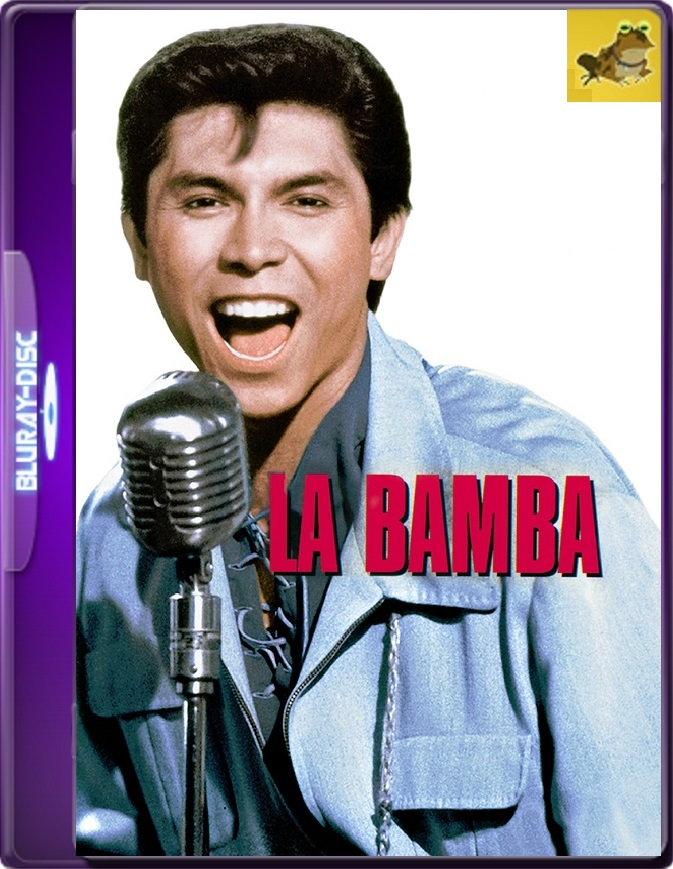 La Bamba (1987) Brrip 1080p (60 FPS) Latino / Inglés