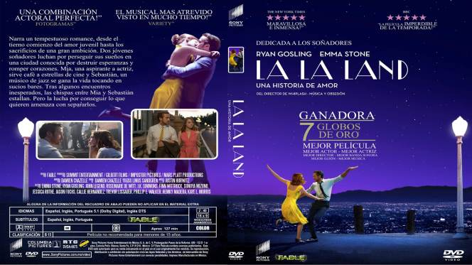 La La Land Una Historia De Amor (2016) BRRip 720p Audio Trial Latino-Castellano-Ingles