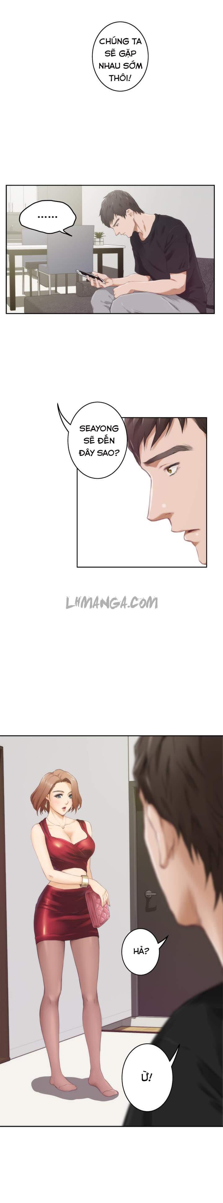 H-Mate Chapter 48 - Trang 13