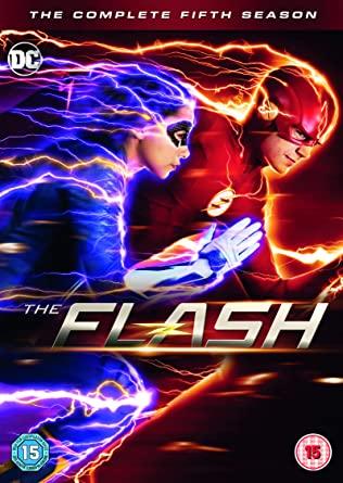 The Flash Season5 S05 720p WEB-DL HEVC