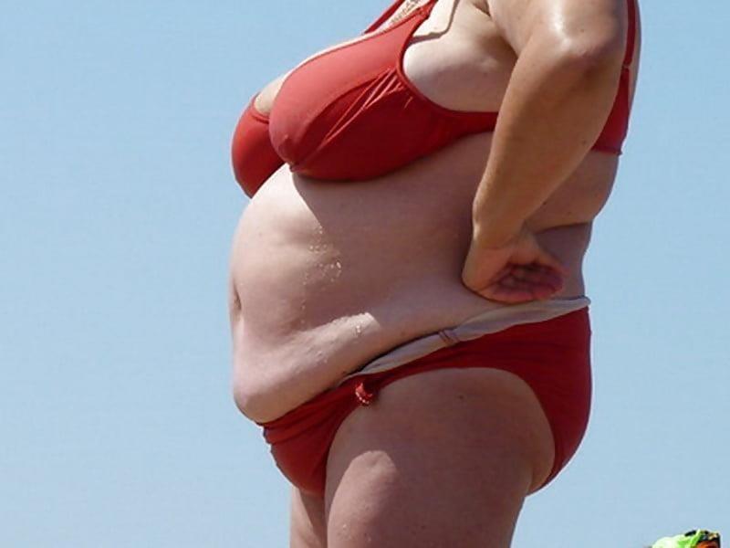 Nude big boobs on beach-7402
