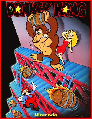 Donkey Kong (US set 1) Retro PC Oyunu Oyna