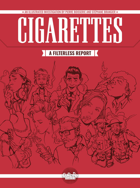 Cigarettes. A Filterless Report (2019)