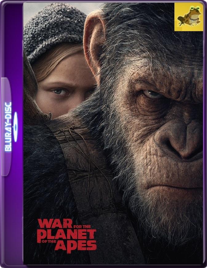 El Planeta De Los Simios: La Guerra (2017) Brrip 1080p (60 FPS) Latino / Inglés