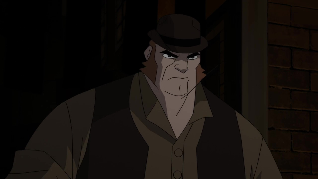 Batman Luz De Gas 720p Lat-Cast-Ing[Animacion](2018)