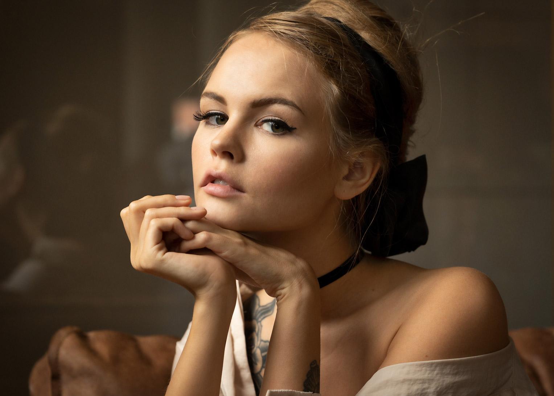 Anastasiya Scheglova by Markus Huber