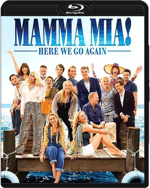 Mamma Mia! Here We Go Again (2018) MULTi.720p.BluRay.x264.DTS.AC3-DENDA / LEKTOR i NAPISY PL