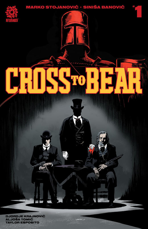 Cross To Bear 001 (2021)