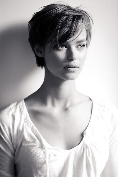 Best hair style for short hair girl-9912