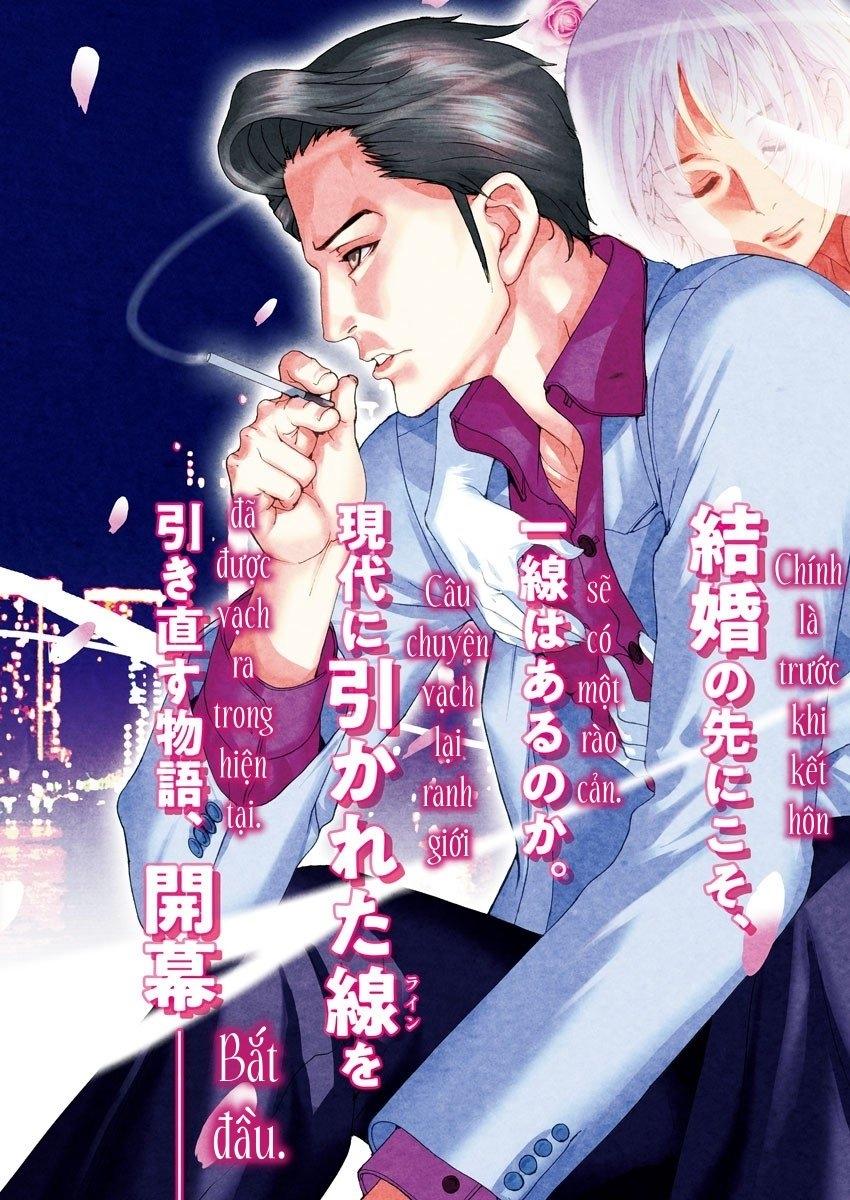Natsume Arata no Kekkon chap 1 - Trang 5