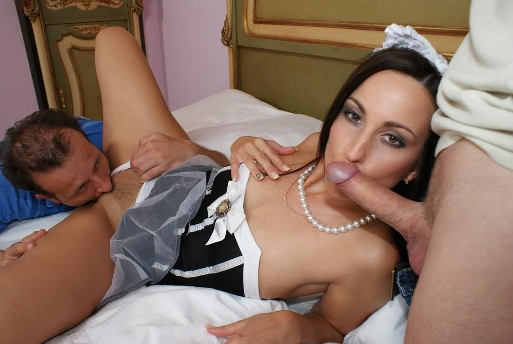 Mmf sex with wife-1480
