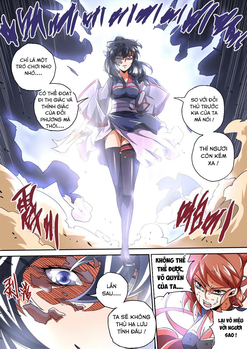 Quyền Bá Thiên Hạ Chapter 68