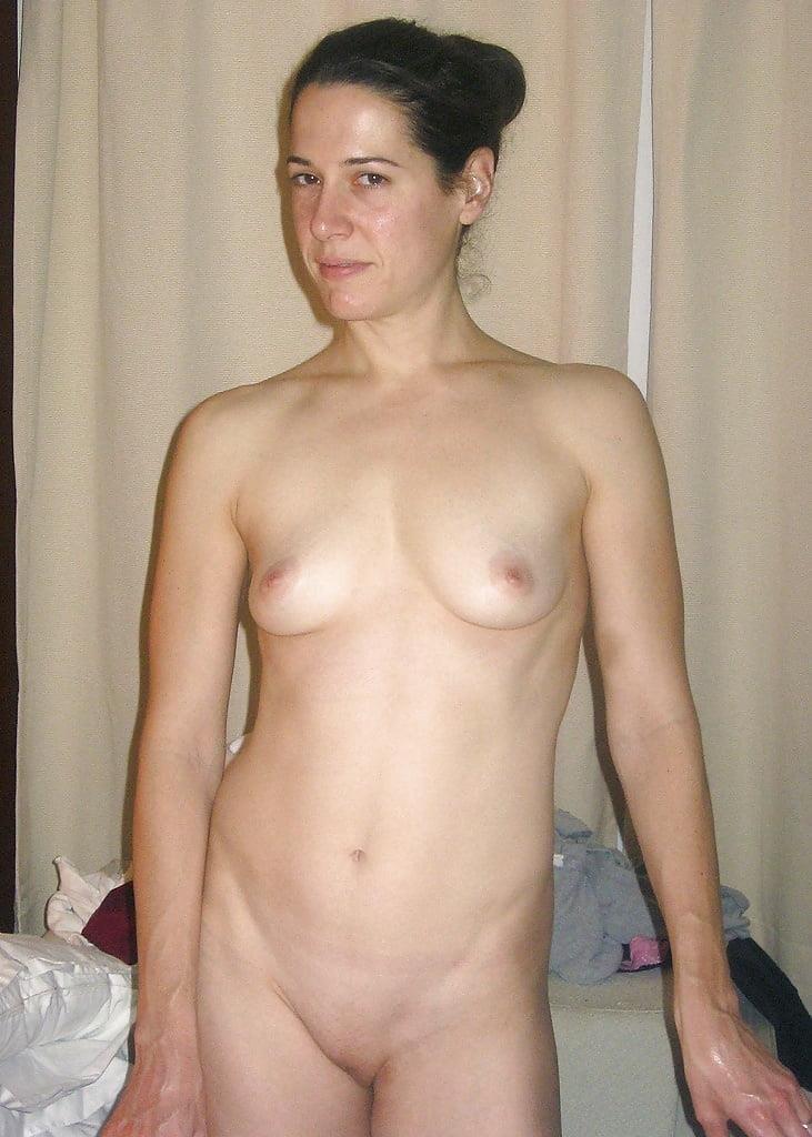 Hairy nude older women-4220