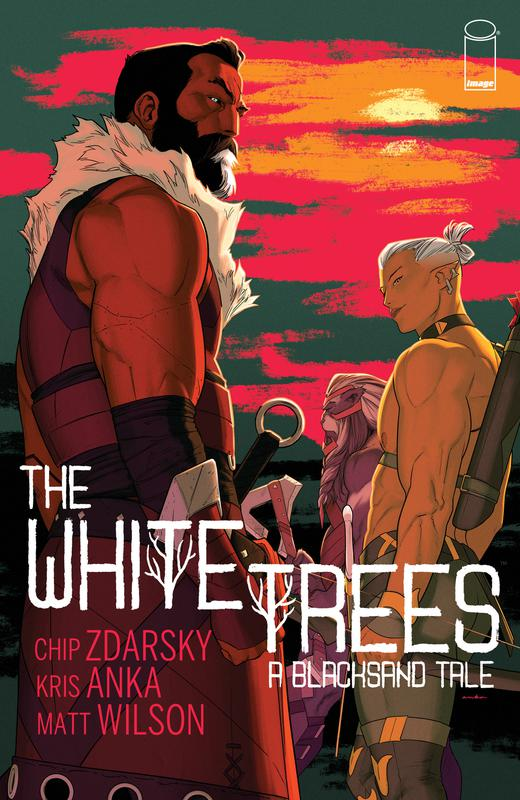 The White Trees #1-2 (2019) Complete