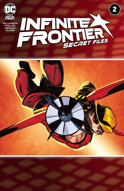 Infinite Frontier - Secret Files #1-6 (2021)