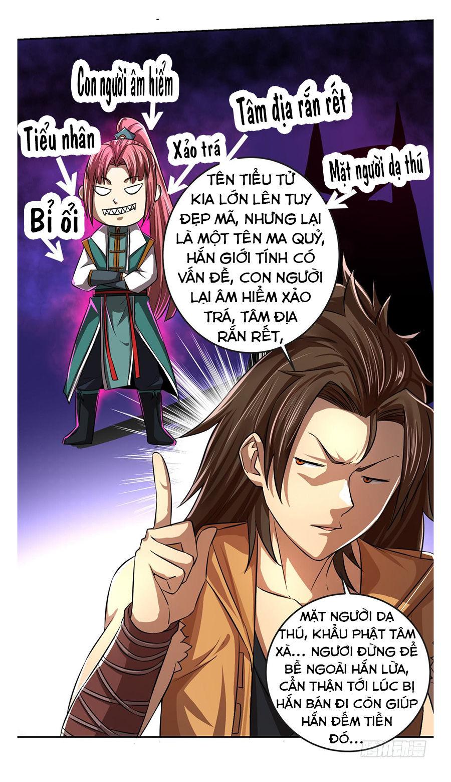 Tu Thiên Truyện Chapter 12 - Trang 24