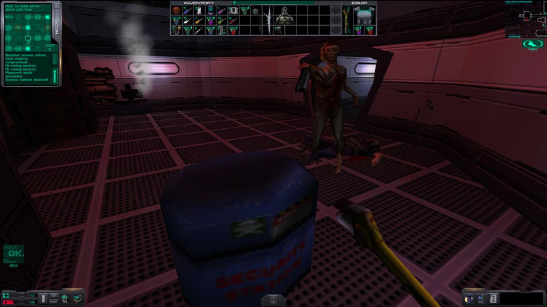 System Shock 2 Captura 3
