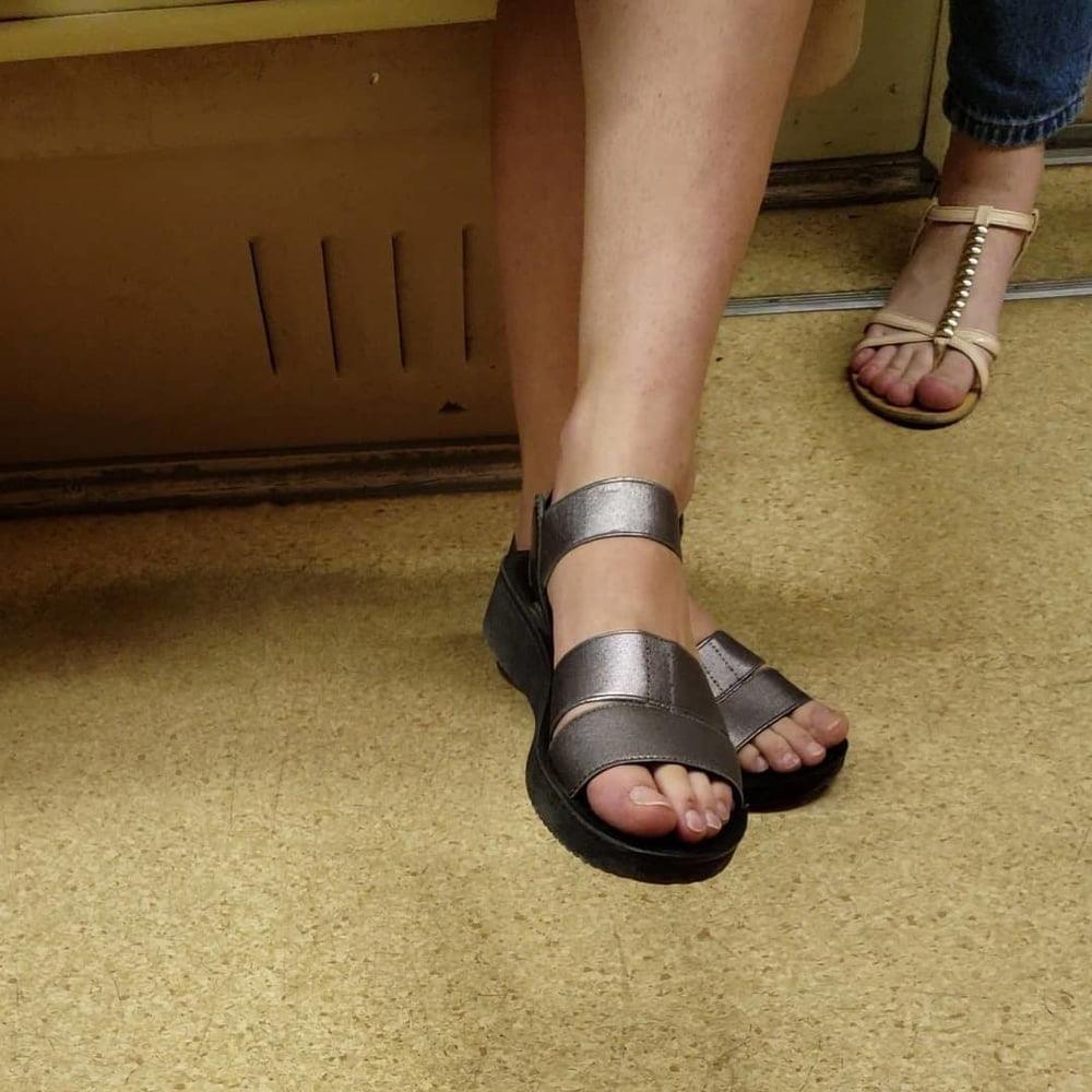 Candid feet porn-1254