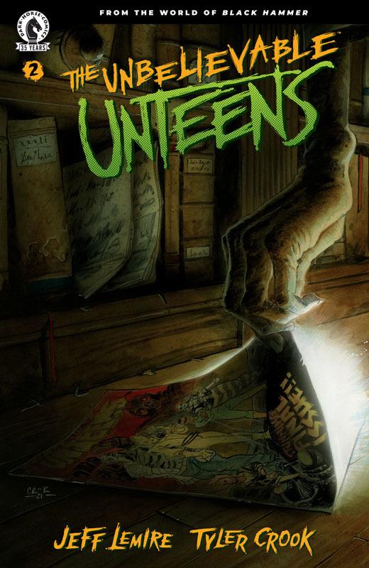 The Unbelievable Unteens #1-2 (2021)