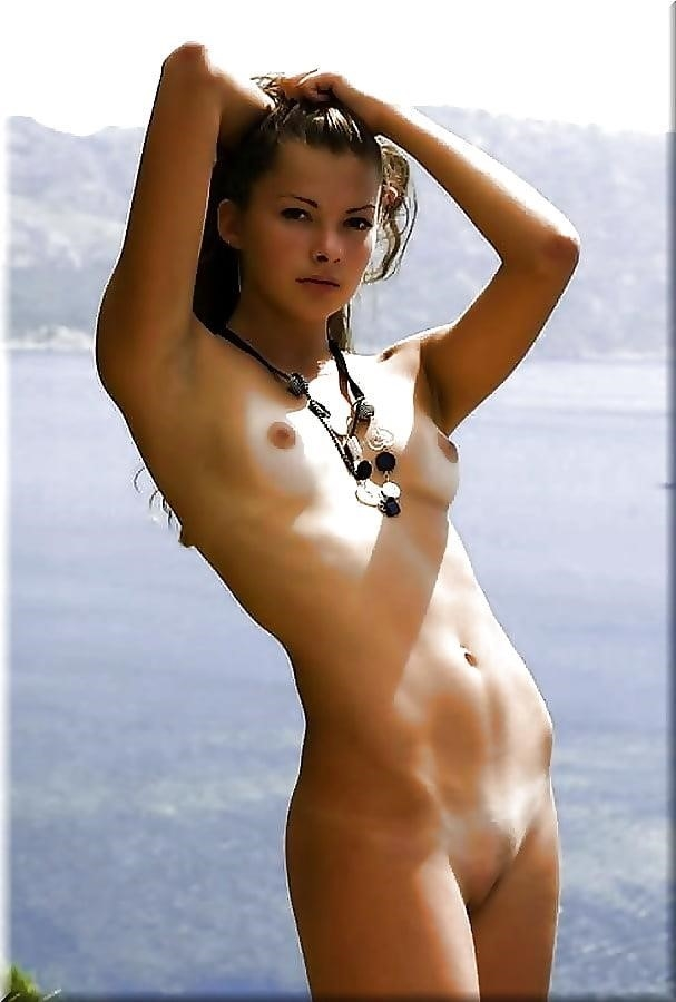 Hot naked young ladies-5836