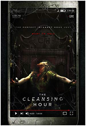 The Cleansing Hour (2019) BluRay 720p YIFY