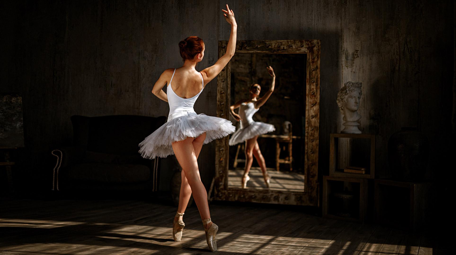 Сексапильная балерина Катя Шер / фото 03