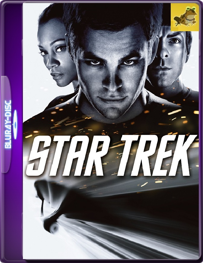 Star Trek: Un Nuevo Comienzo (2009) Brrip 1080p (60 FPS) Latino / Inglés