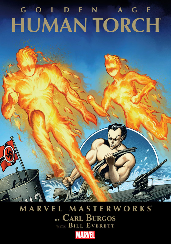 Marvel Masterworks - Golden Age Human Torch v01 (2013)