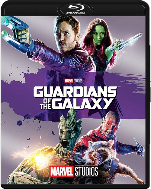 Strażnicy Galaktyki / Guardians of the Galaxy (2014) MULTi.720p.BluRay.x264.DTS.AC3-DENDA / LEKTOR, DUBBING i NAPISY PL