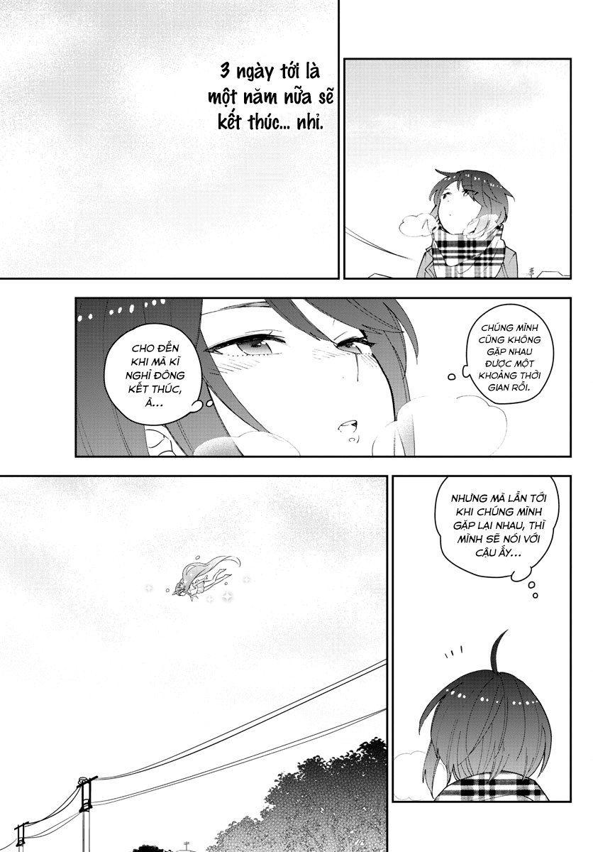 Hatsukoi Zombie Chapter 126 - Trang 7