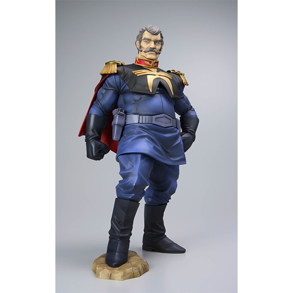 Mobile Suit - Gundam Ramba Ral Figure (RAHDX - Excellent Model) A37VihbW_o