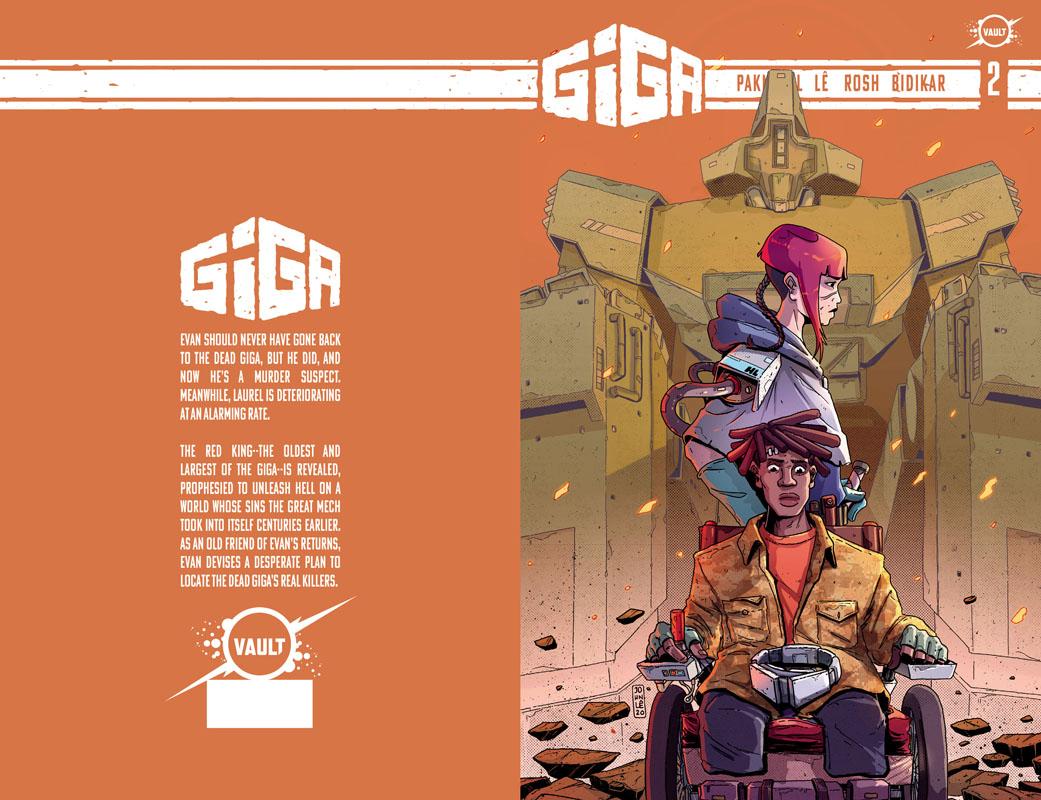 Giga #1-3 (2020-2021)
