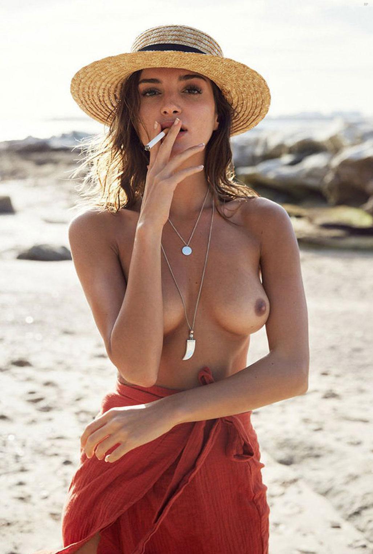 подборка фотографий сексуальных голых девушек - Gabrielle Caunesil