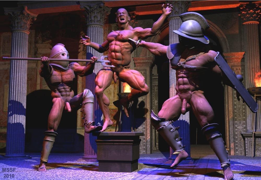 Roman slave xxx-4095