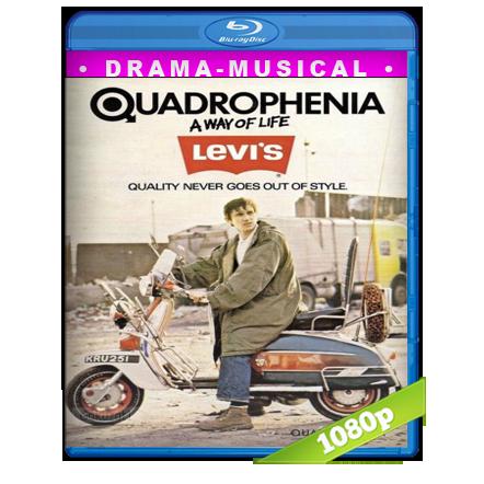 Quadrophenia [m1080p][Trial Lat/Cast/Eng][Drama](1979)