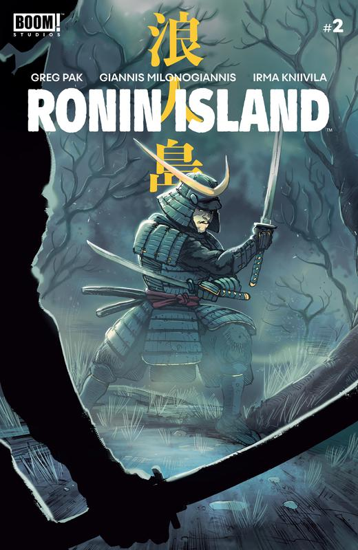 Ronin Island #1-12 (2019-2020) Complete