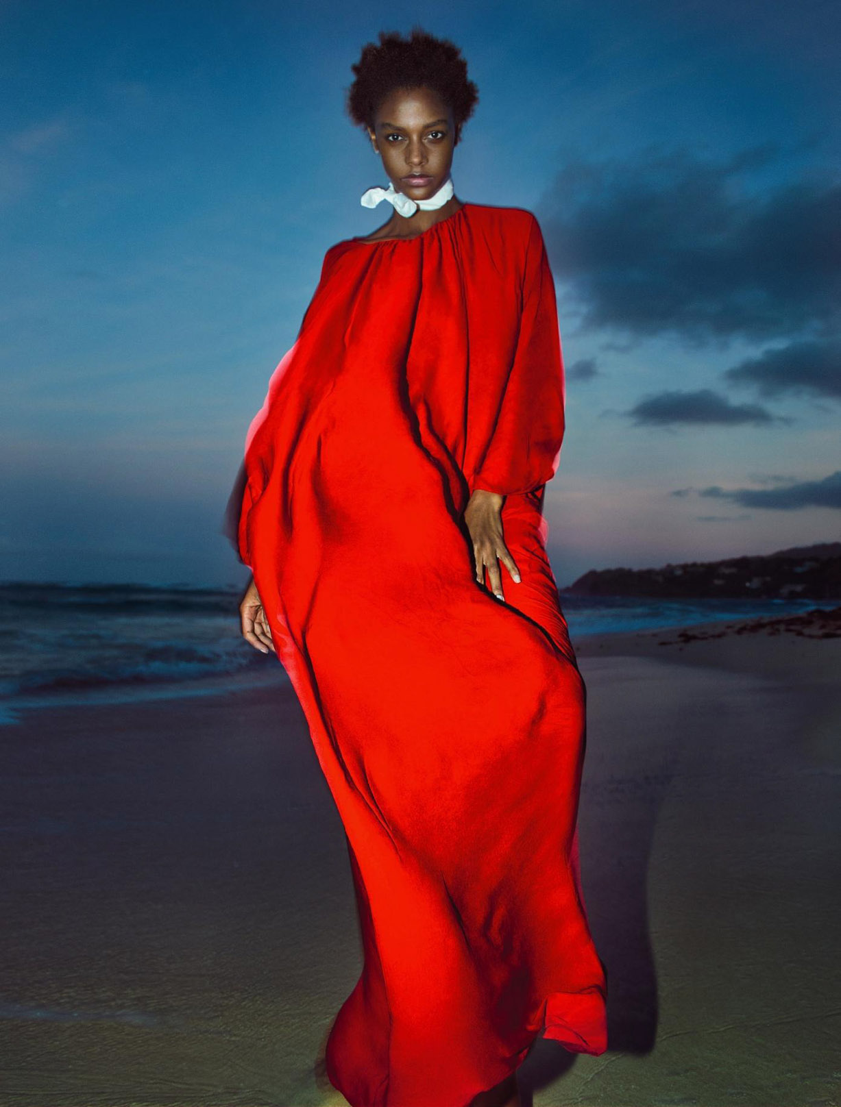 Boston Bay Jamaica / Karly Loyce by Txema Yeste - Numero Magazine june/july 2018
