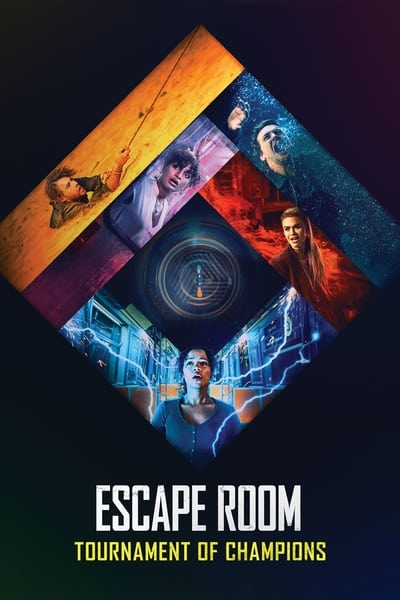 Escape Room Tournament of Champions 2021 720p HDCAM-C1NEM4
