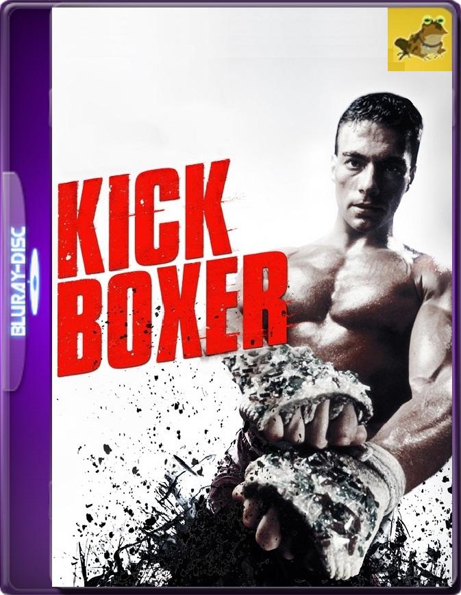 Kickboxer (1989) Brrip 1080p (60 FPS) Latino / Inglés