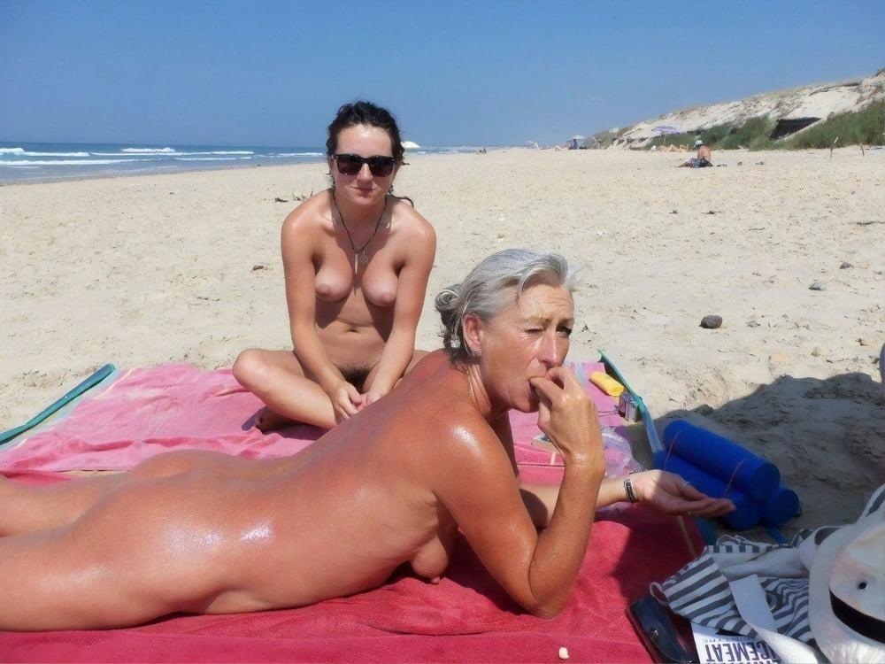 Nude hairy beach pics-2003