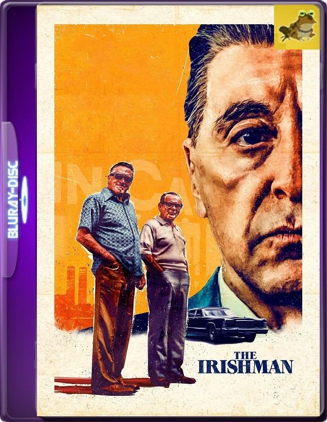 El Irlandés (2019) Brrip 1080p (60 FPS) Latino / Inglés