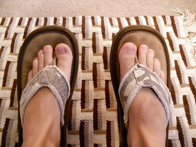 Gay feet hairy-6369